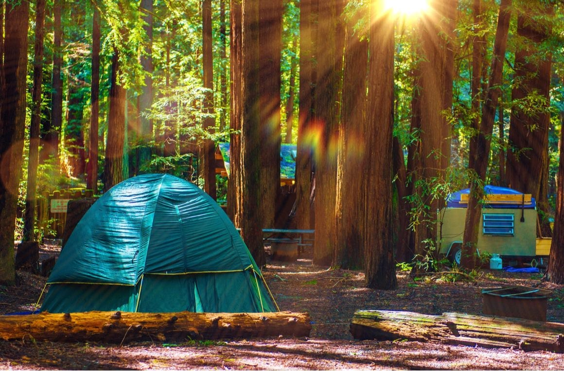Where to Stay in Redwood National and State Parks