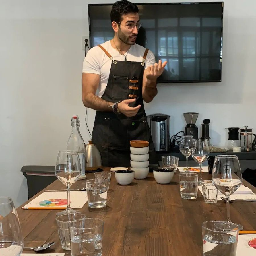 Specialty Coffee Tasting, Houston
