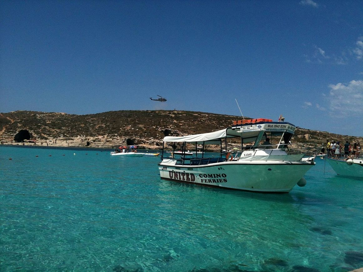 Blue Lagoon, Comino Loop, Malta