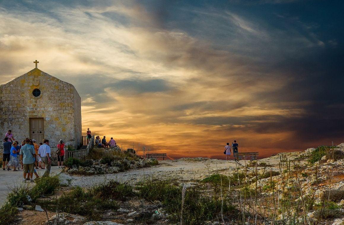 Dingli Cliff, Malta