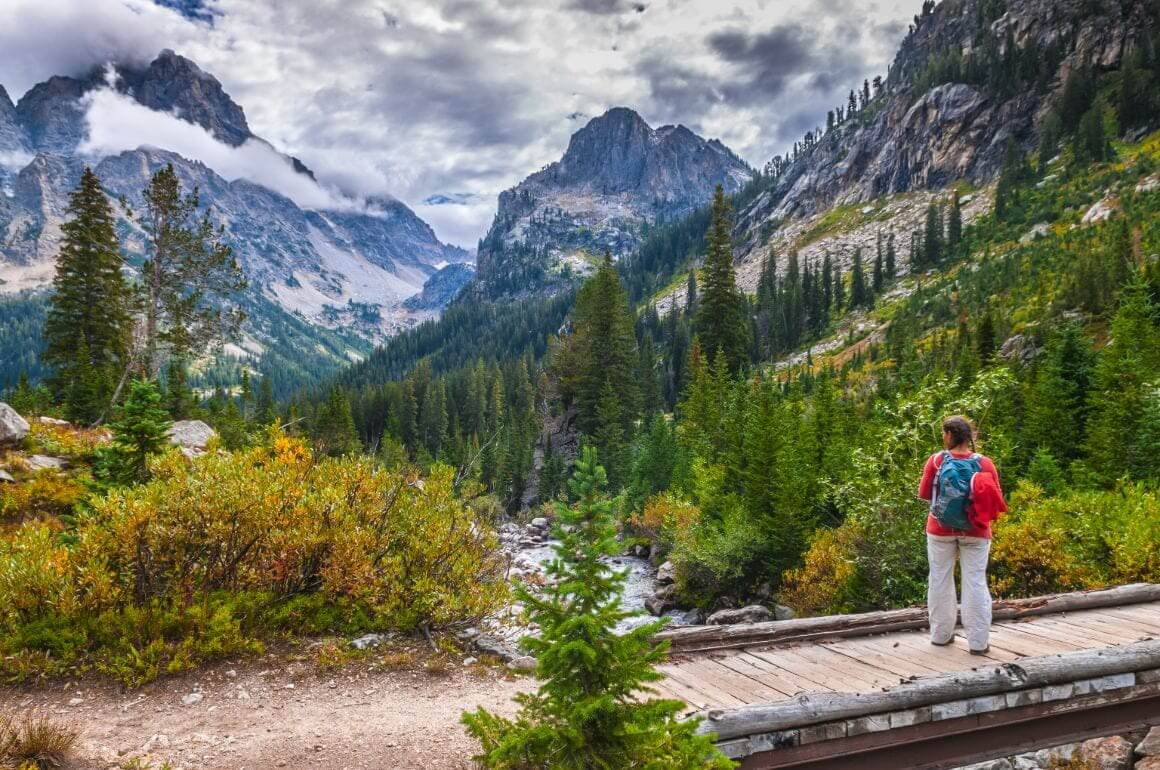 Cascade Canyon Trail - The Best Day Hike in Grand Teton National Park