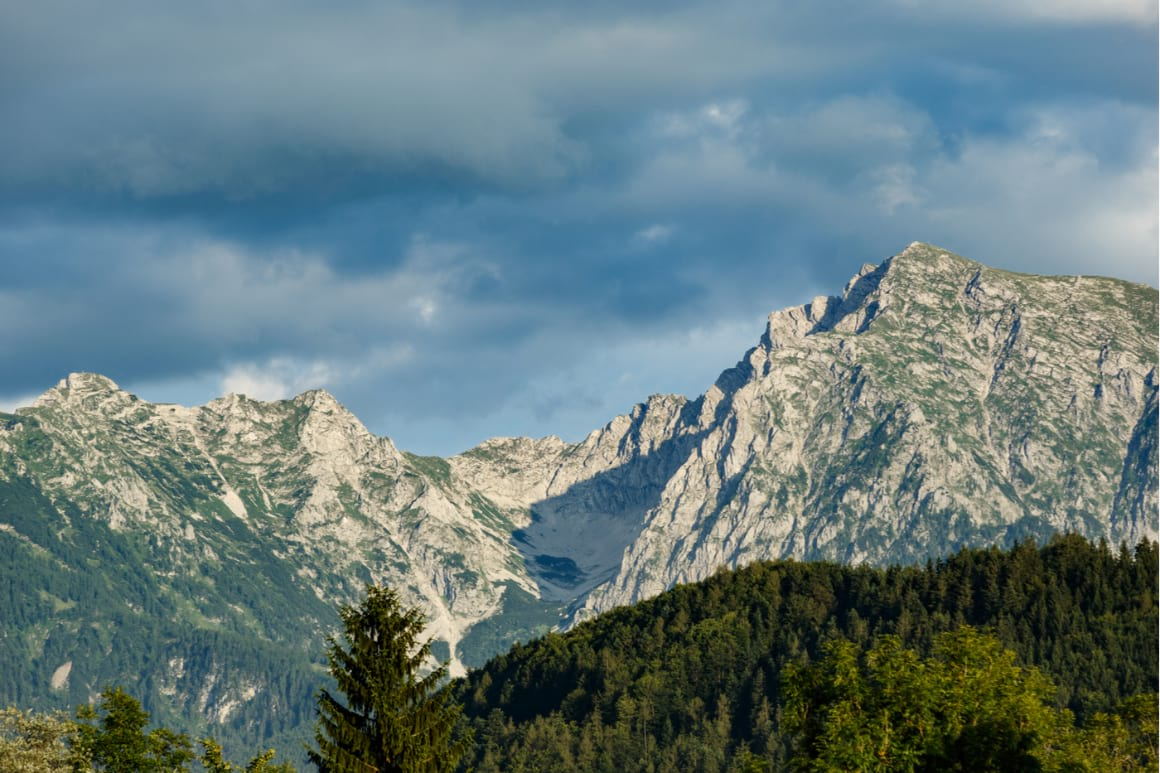 Lynx Trail The Best Multi Day Hike in Austria