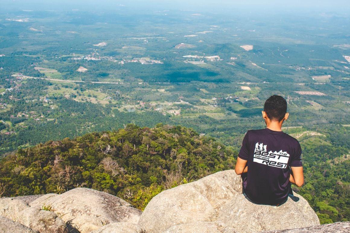 Gunung Datuk Hike, Malaysia