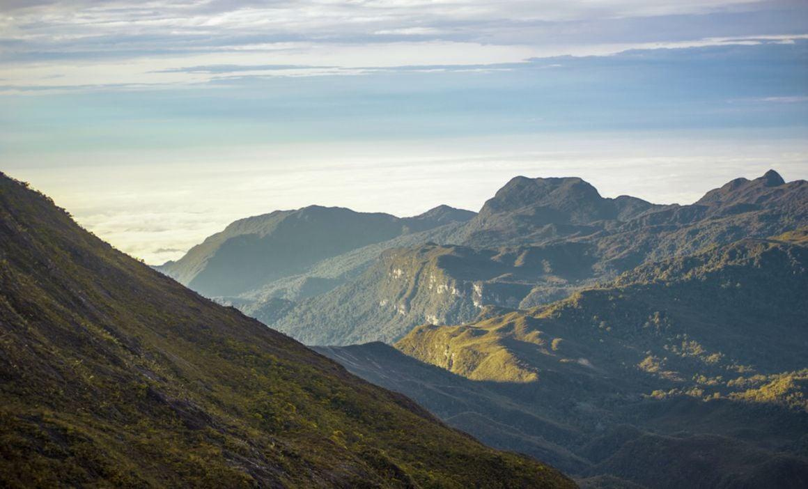 Gunung Tahan Climb, Malaysia