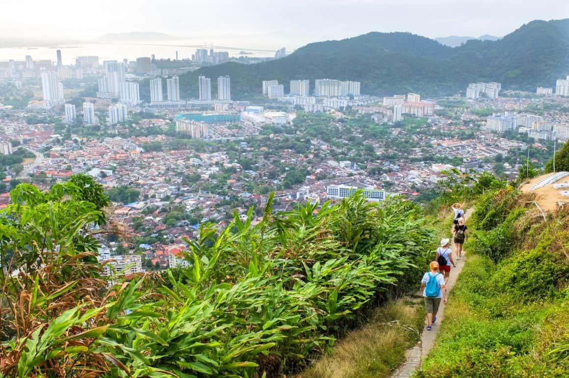 Penang Hill Hike
