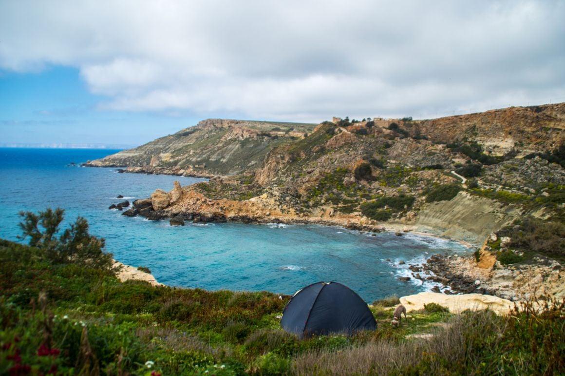 Camping, Malta