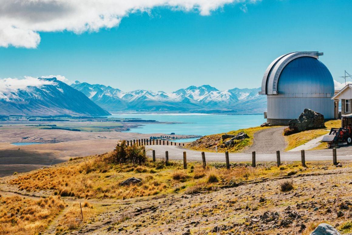 Mount John Walkway, New Zealand