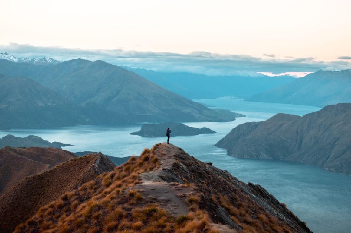Roys Peak Track, New Zealand