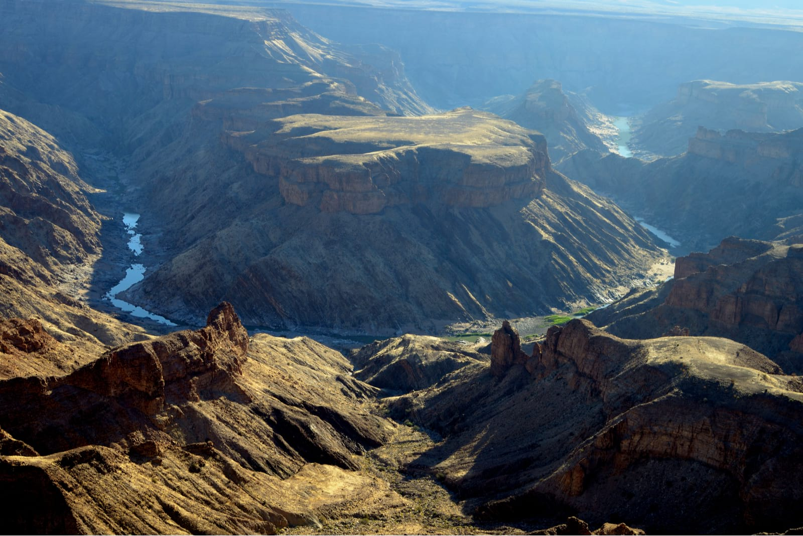 fish river canyon best hike in namibia