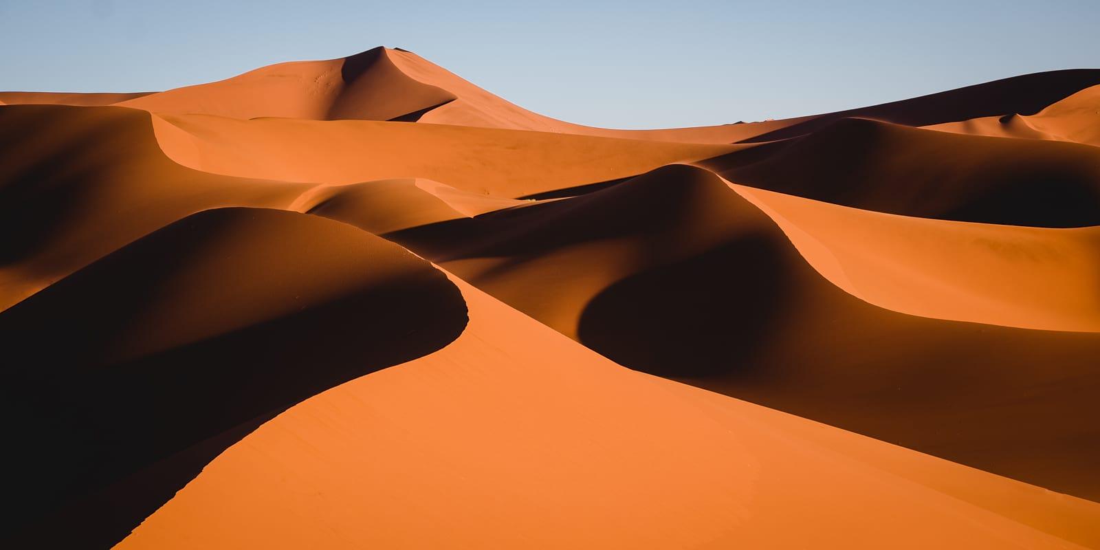 sossusvlei namib desert curves