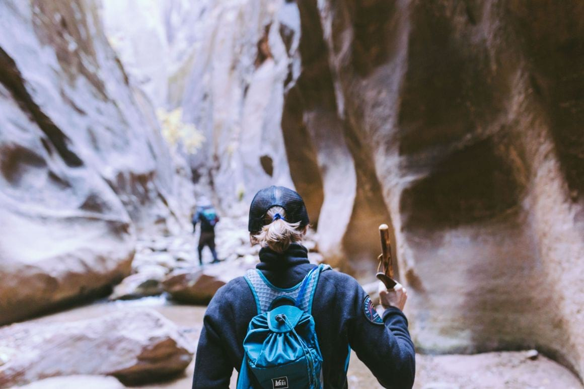 The Narrows Overnighter