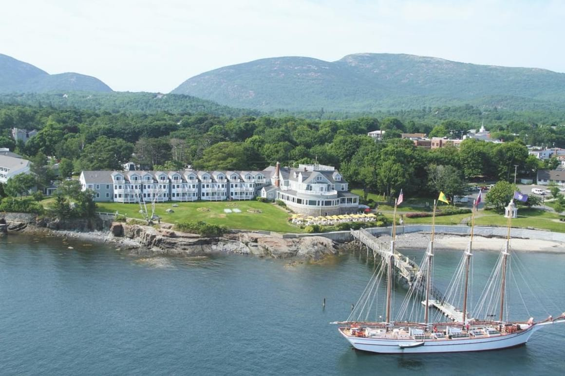 Bar Harbor Inn and Spa, Acadia National Park 1
