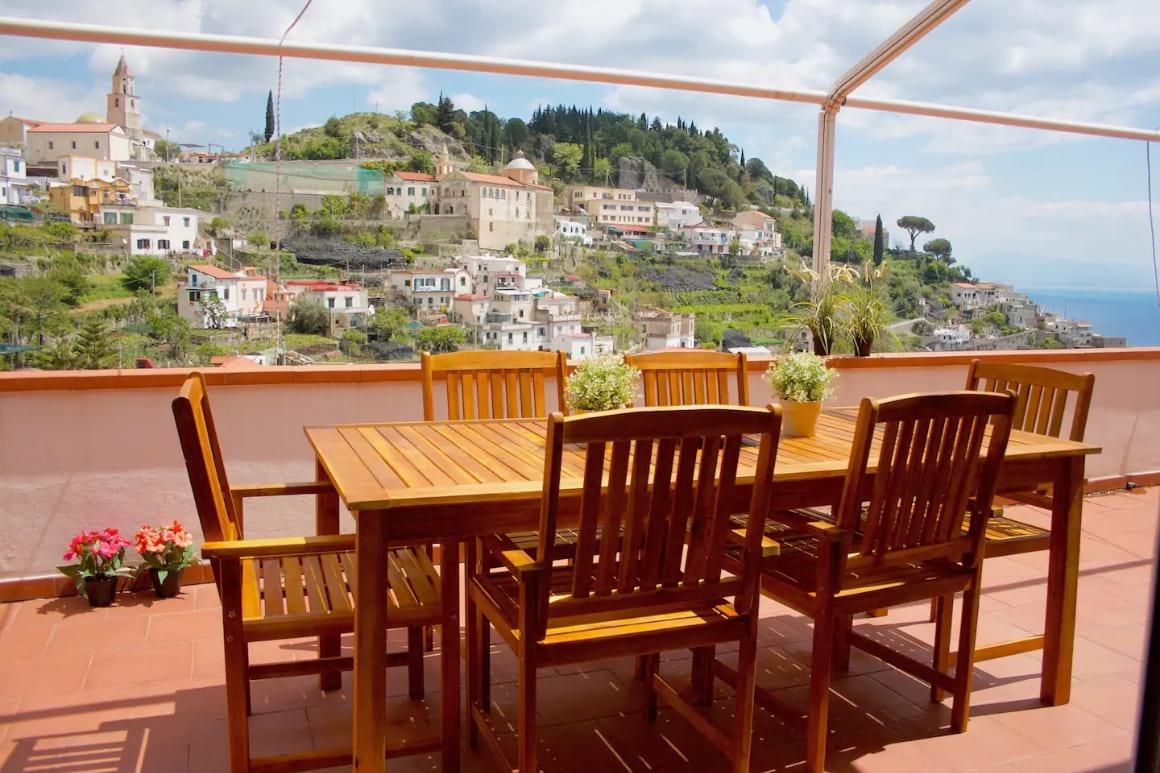 Amalfi Hill Top House, Amalfi Coast
