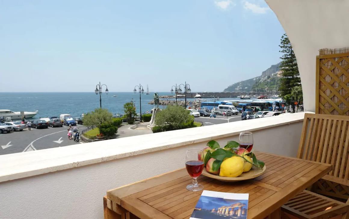 Casa Delfina in Amalfi, Amalfi Coast