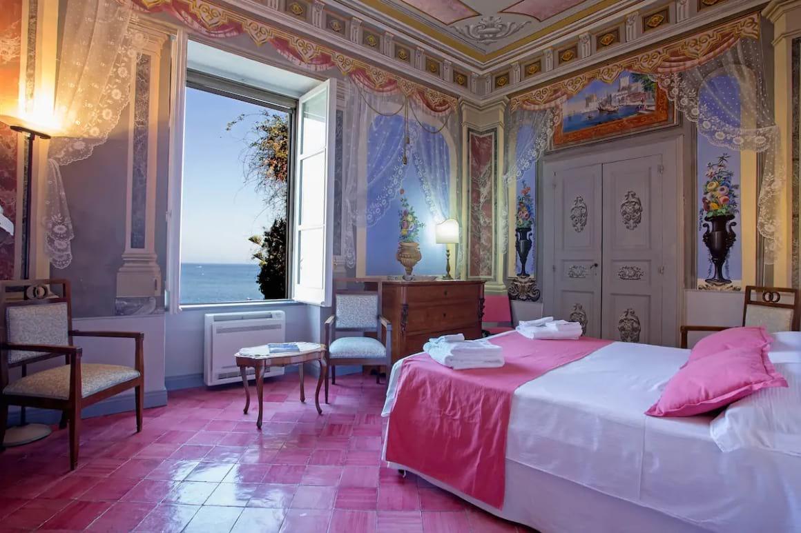 Il Monaco Charming Sea View Villa, Amalfi Coast
