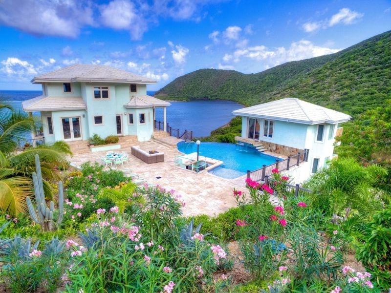 Anam Cara Villa British Virgin Islands