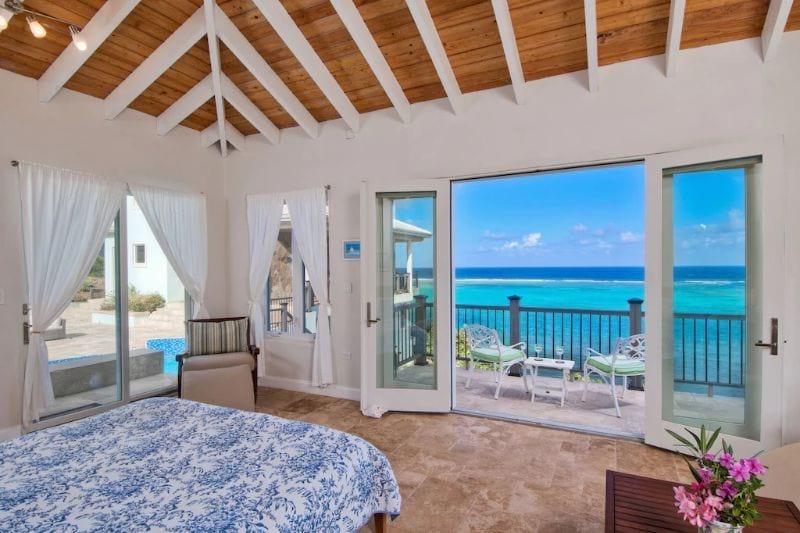 Anam Cara Villa UK Virgin Islands