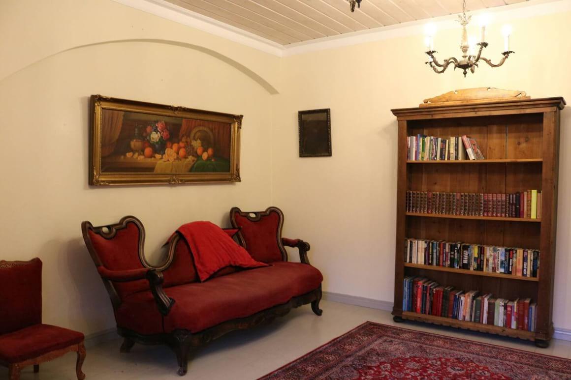 Apartment in Suomenlinna Fortress 1
