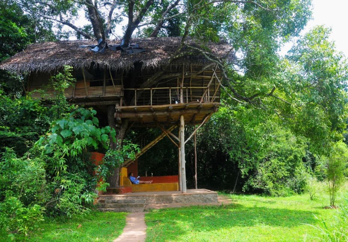 Back of Beyond, Dehigaha Ela Sri Lanka