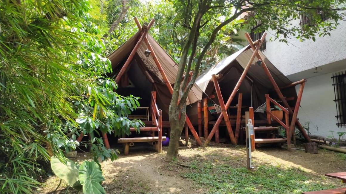 Bambu Glamping Ecolodge