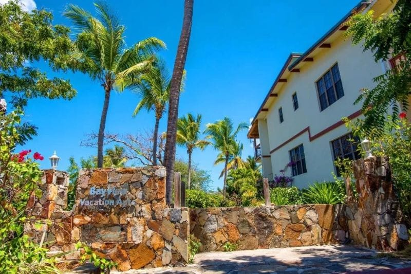 Bayview Vacation Apartments British Virgin Islands