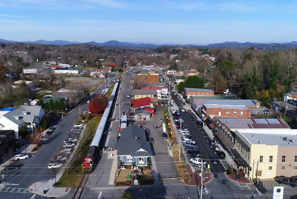 Blue Ridge Downtown