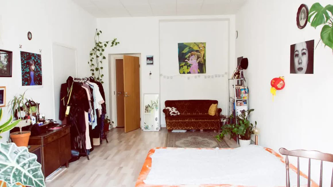 Bright room in the heart of Helsinki 1