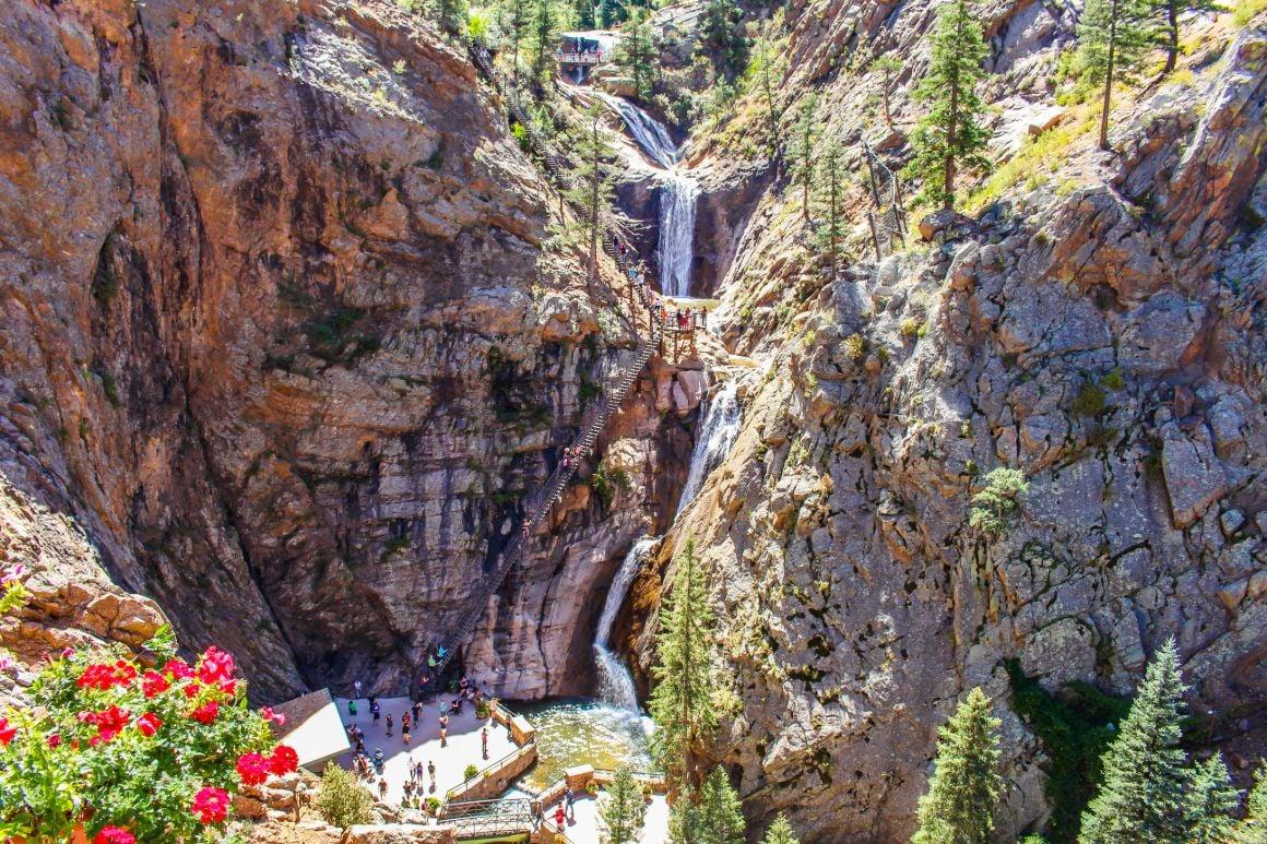 Broadmoor Seven Falls