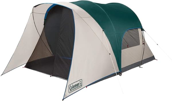 Coleman Cabin Camping Tent