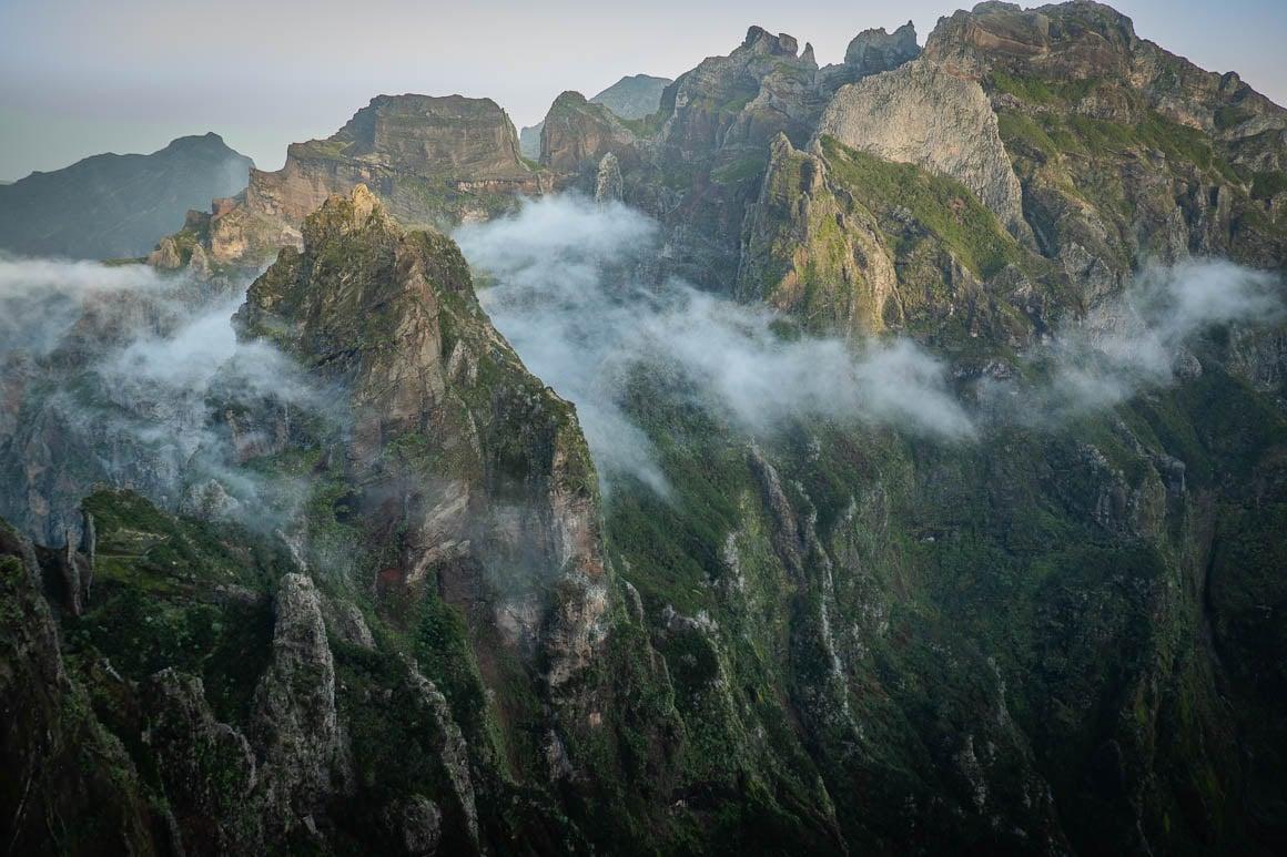 pico Arieiro hike