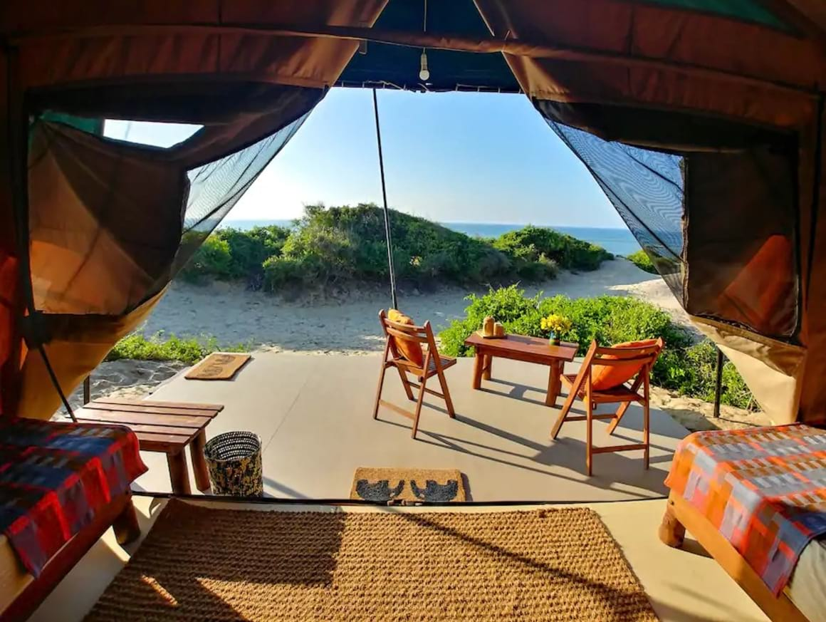 Dune Camp Beachside Eco Camping Sri Lanka