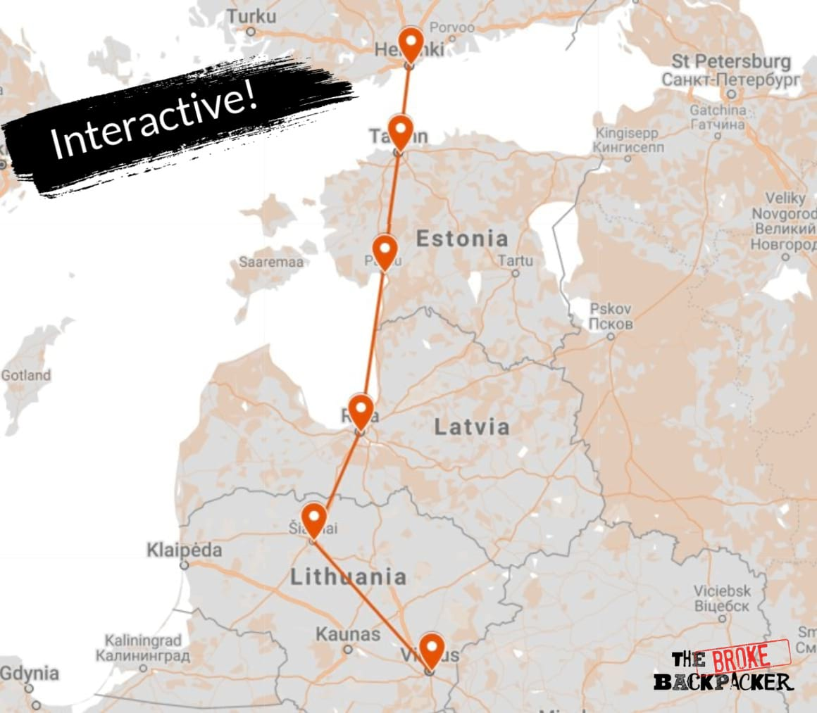 Eastern Europe Itinerary 2