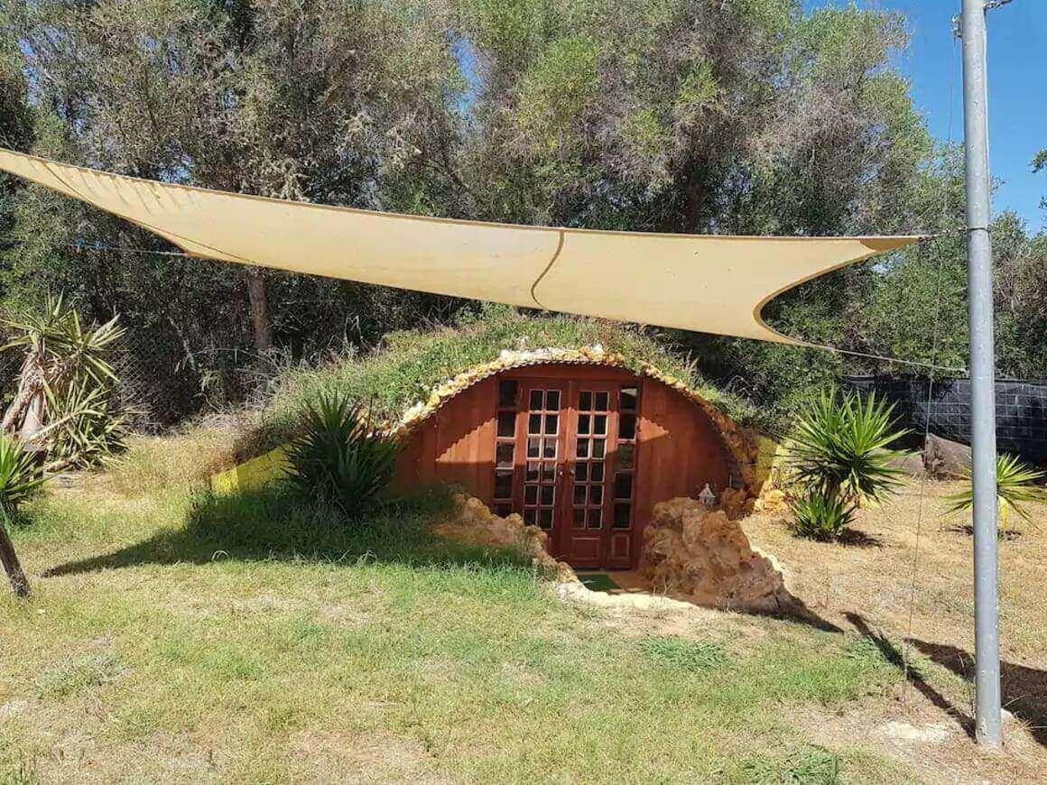 Eco Hobbit House 2
