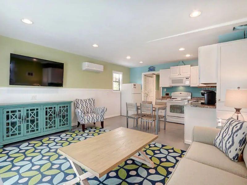 Entire Apartment Tybee Island