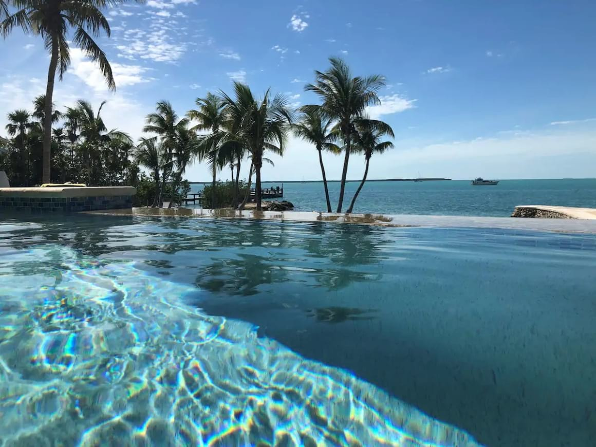 Beachfront Cottage, Florida Keys