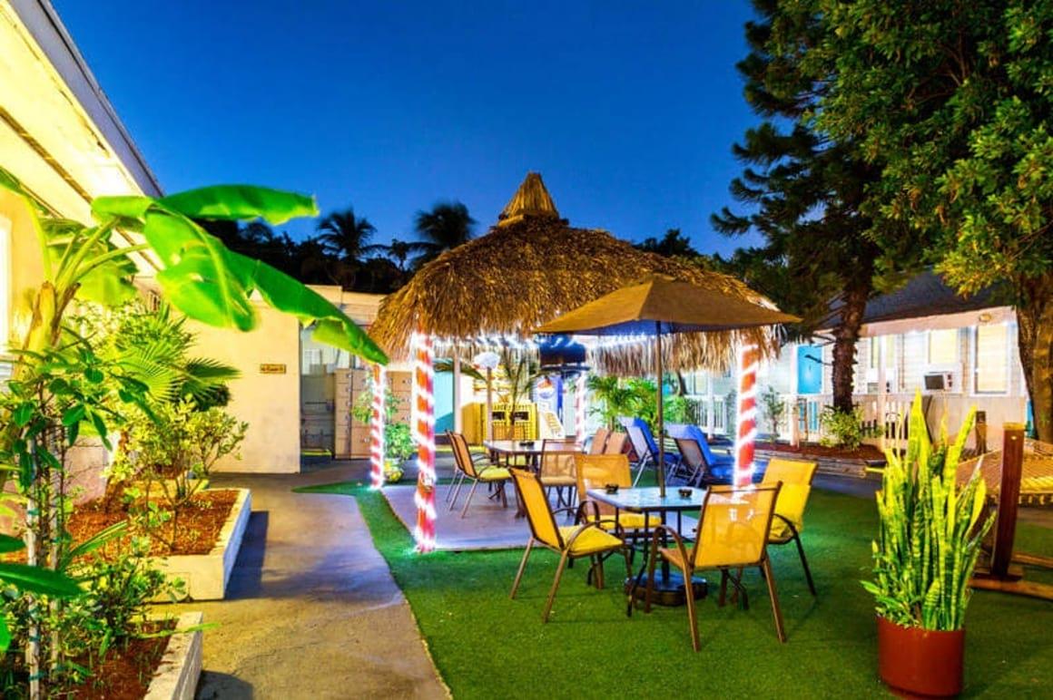 Seashell International Hostel, Florida Keys
