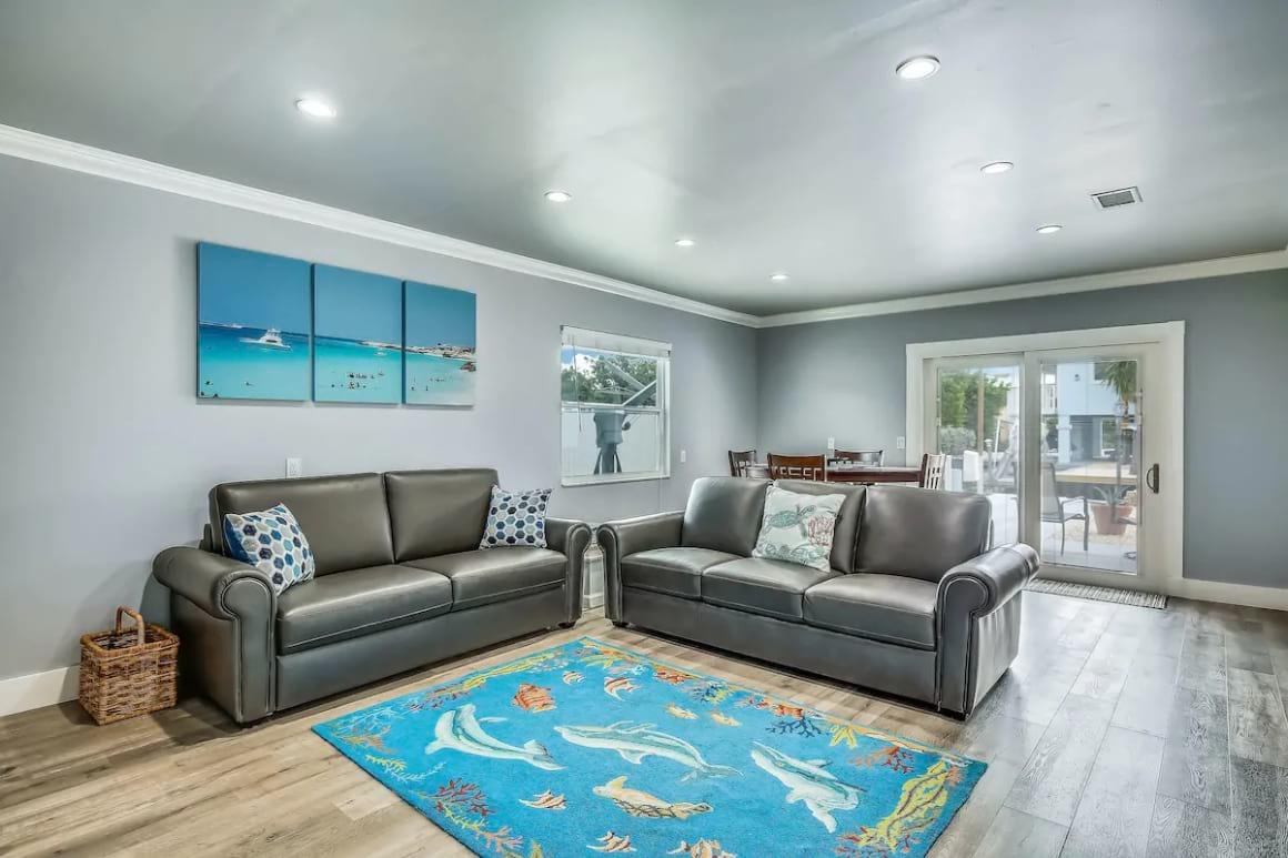 Waterfront Duplex, Florida Keys