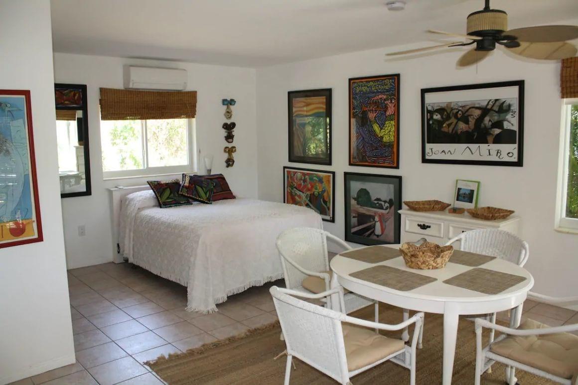 Fully furnished efficiency studio Florida Key