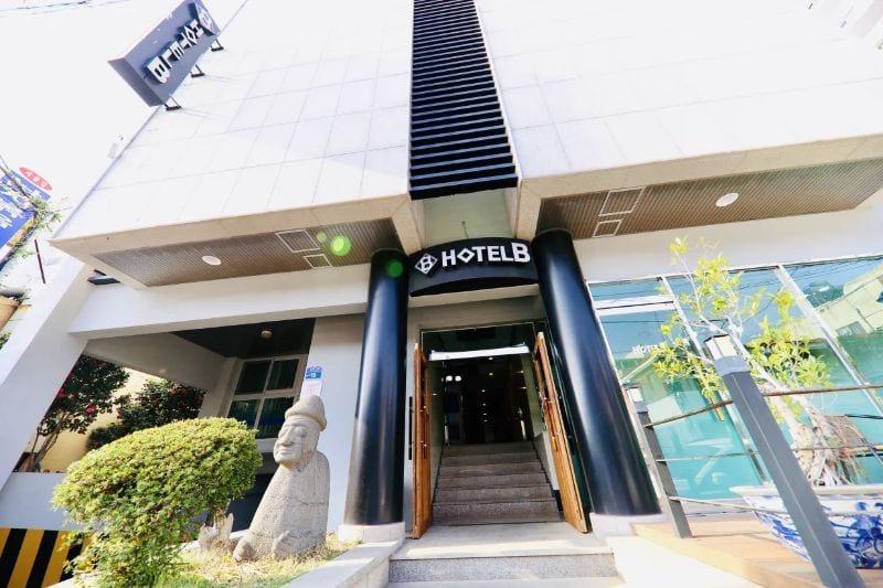 Gallery Hotel Be Jeju