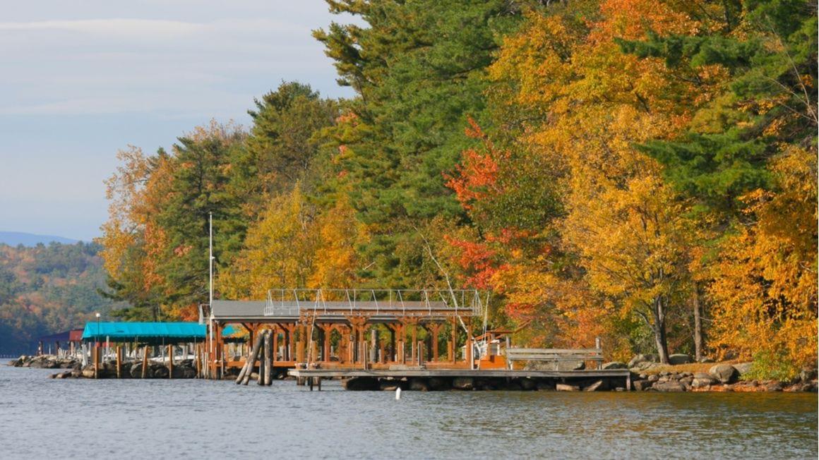 Gilford Lake Winnipesaukee