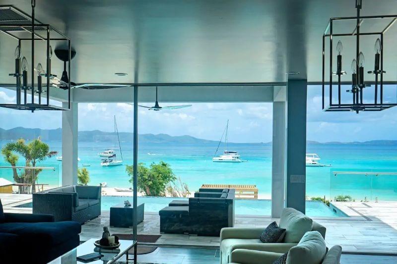 Glass House British Virgin Islands