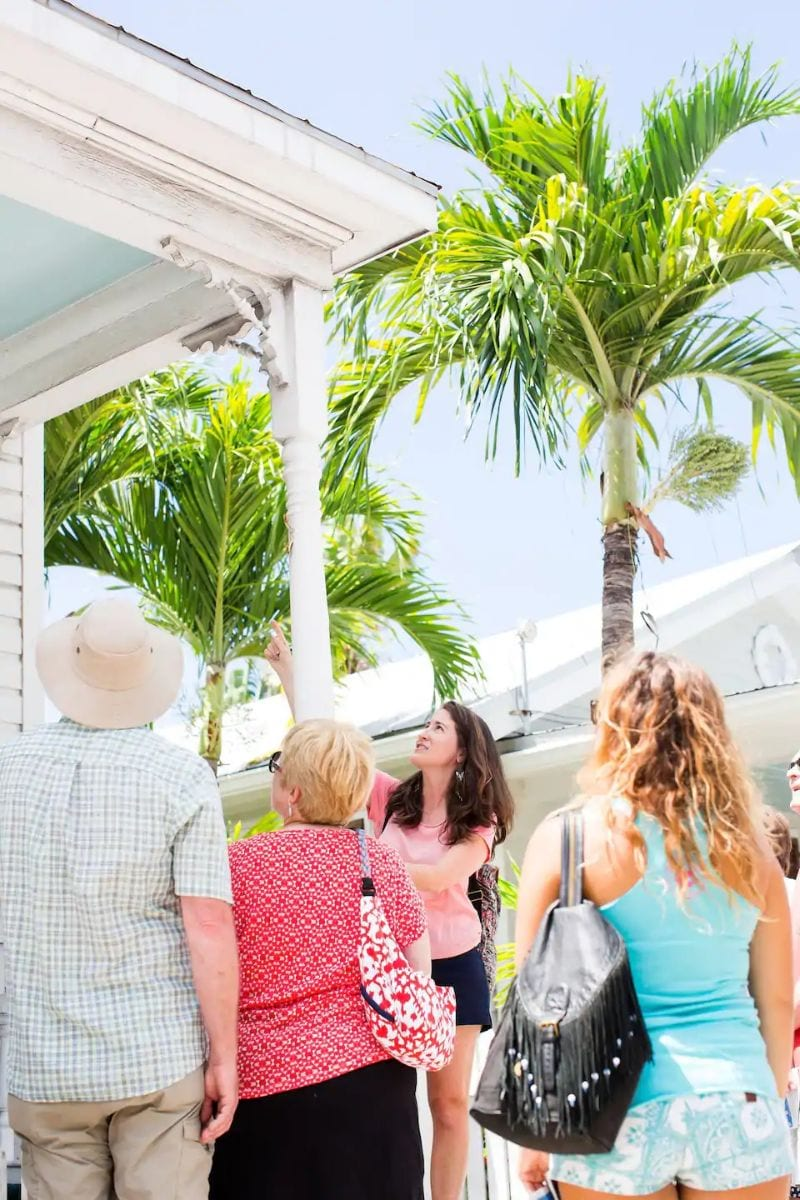 Historic Seaport Food and Walking Tour Florida Key