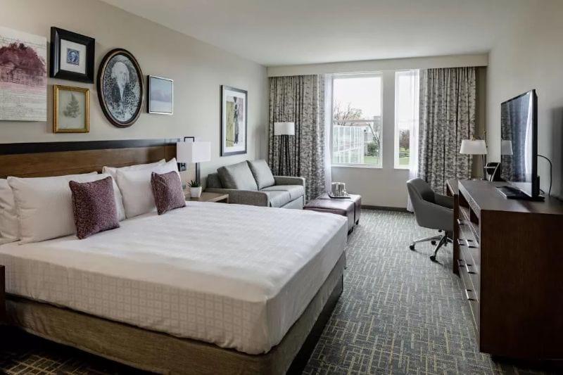 Hotel Madison Shenandoah National Park