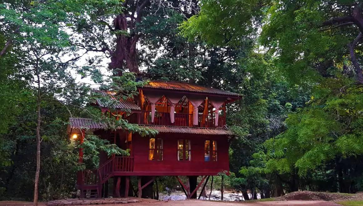 KumbukRiver Tree Luxuria Sri Lanka