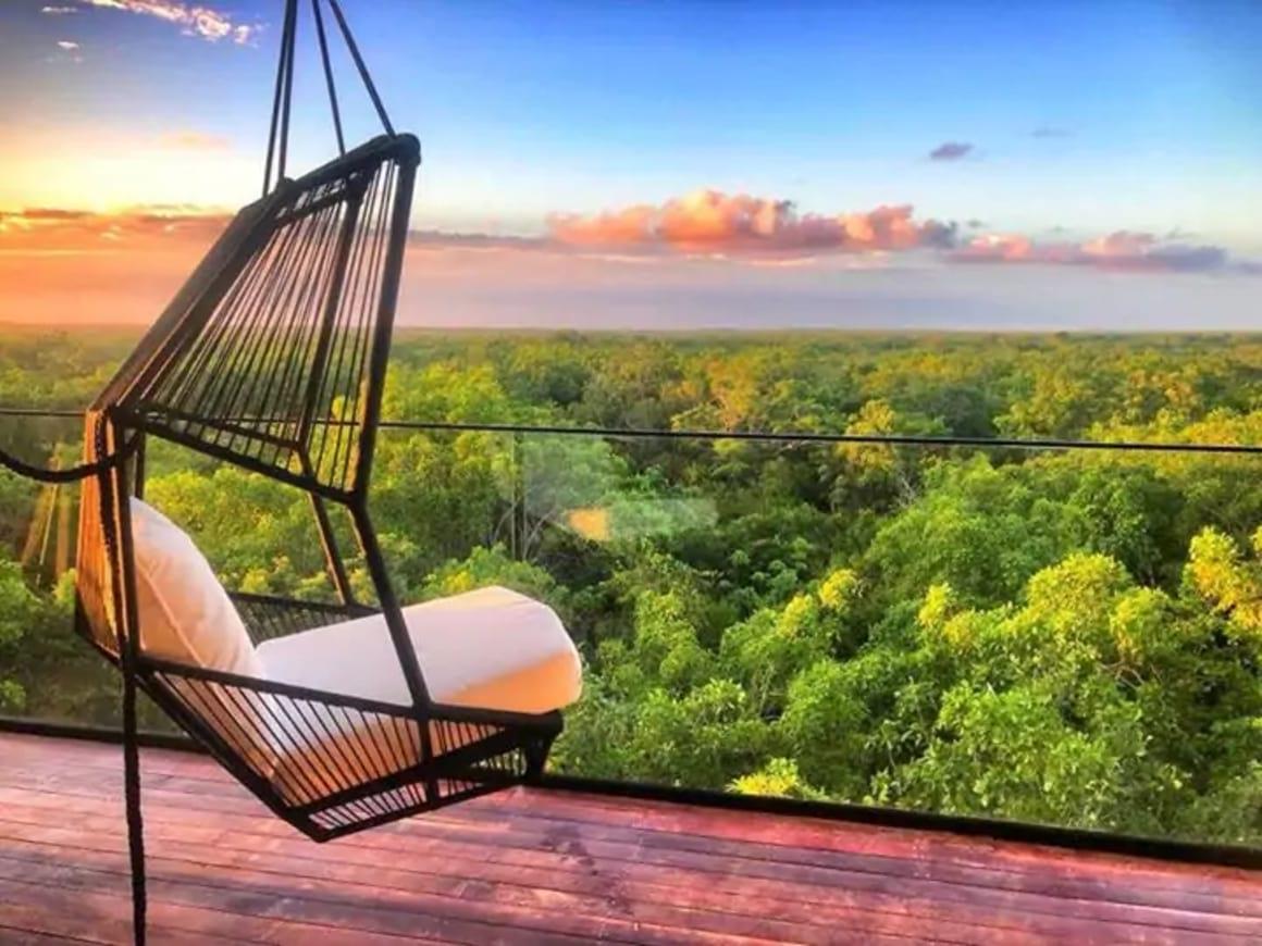 Lux Jungle Penthouse