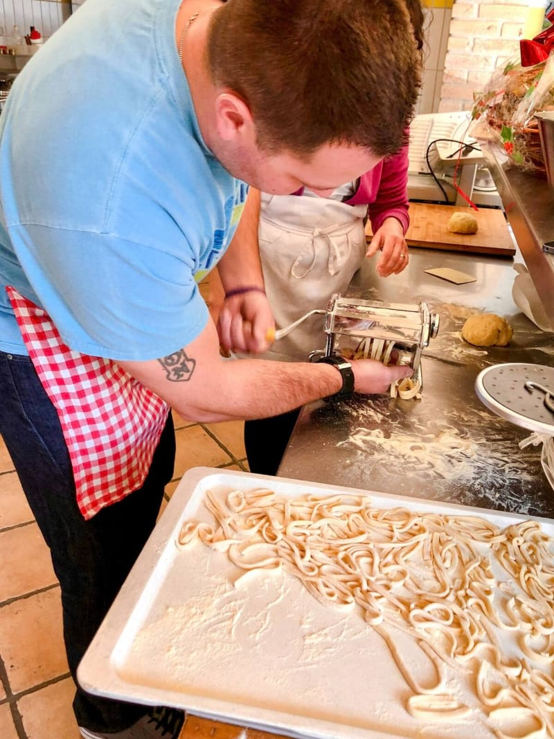 Make Handmade Pasta Amalfi Coast, Amalfi Coast