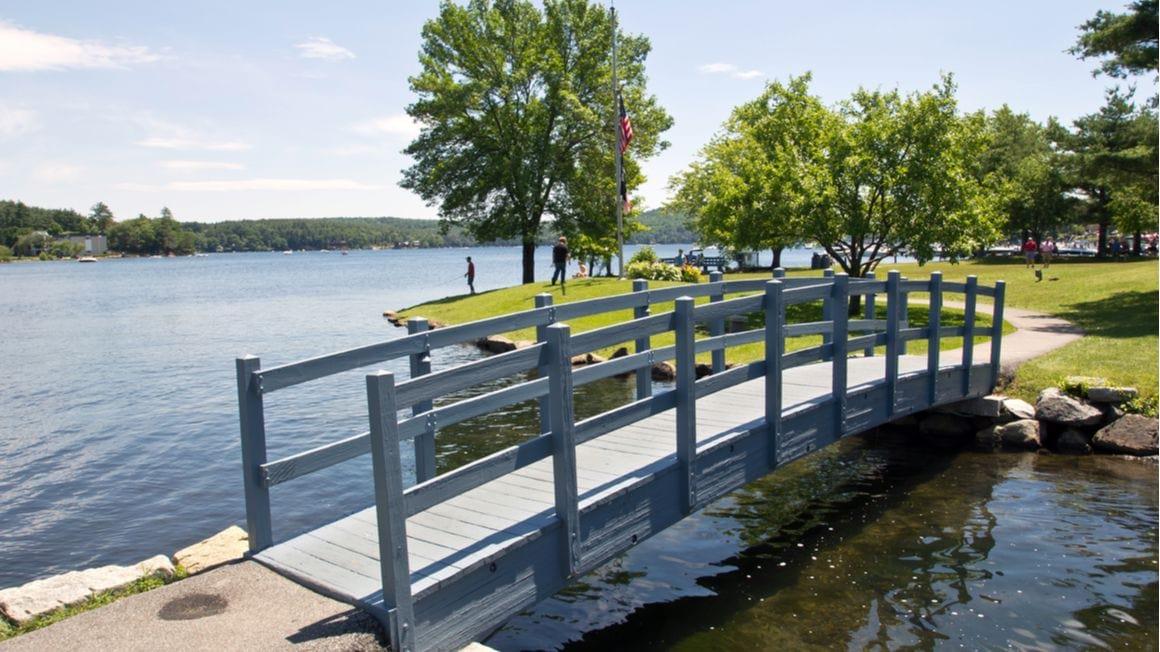 Meredith Lake Winnipesaukee