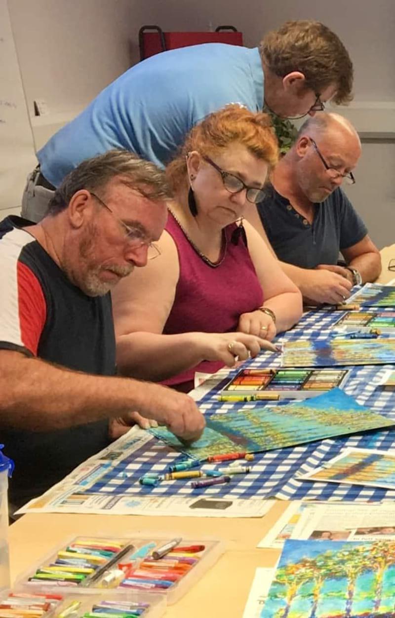 Monet Magic Workshop