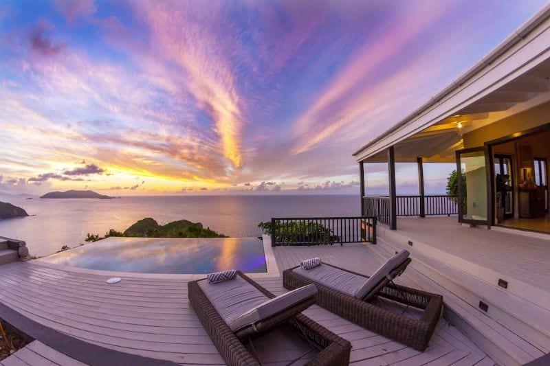 Mount Healthy Home British Virgin Islands