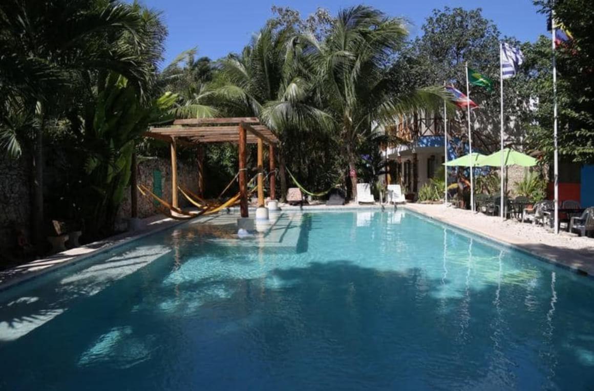 Nomadas Ecohostel Mexico